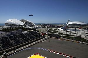 Формула 1 Livefeed Текстова трансляція другої практики Гран Прі Росії