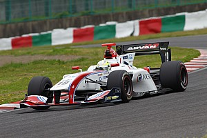 Super Formula Yarış raporu Sugo Super Formula: Zafer 0.2 saniye farkla Sekiguchi'nin, Gasly ikinci!