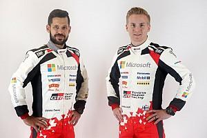 WRC 速報ニュース 【WRC】トヨタ、第6戦に3台目投入を発表。ラッピがドライブ