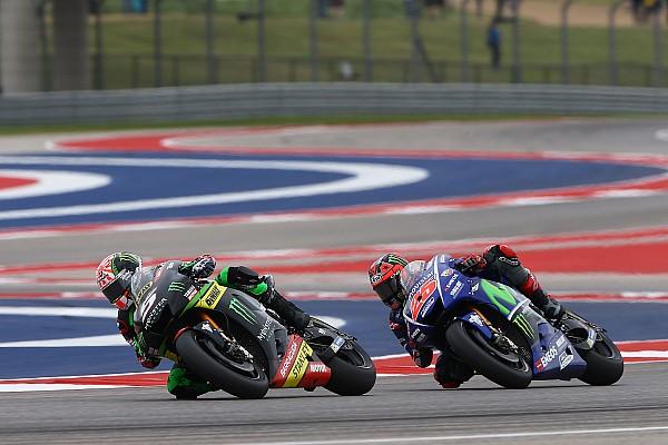 MotoGP Nieuws Zarco over contact Rossi: