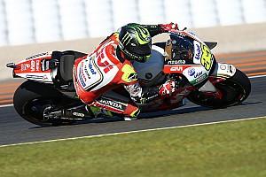 "MotoGP Breaking news Crutchlow blasts ""f***ing idiot"" Bradl after Q1 run-in"