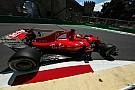 Аналіз: темп Ferrari в Баку нікуди не подівся