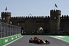 Formula 1 Azerbaijan GP: Verstappen quickest in FP2 before crashing out
