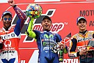 Assen MotoGP: Rossi beats Petrucci by 0.063s after epic duel