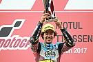 Moto2 Morbidelli passa Luthi na última volta e vence na Holanda