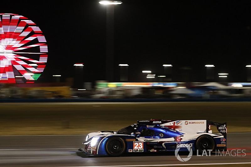 Brown minimise les chances de victoires d'Alonso à Daytona