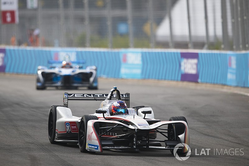 Paffett has made Formula E interest clear to Mercedes