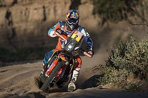 Dakar Tappa Dakar, Moto, Tappa 14: la 40esima edizione è di Walkner e della KTM