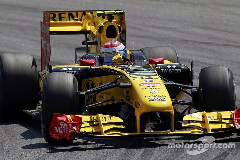 Ретро-відео: блискавичний старт Петрова на Гран Прі Австралії - 2010