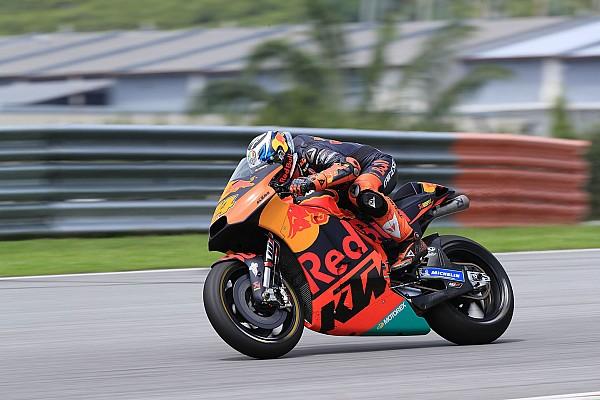 """MotoGP Nieuws KTM: """"Ontbreken van Espargaro in Buriram een grote teleurstelling"""""""