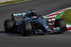 Formula 1 Test raporu Barcelona sezon içi testi 2. gün: Sabah bölümünde Bottas lider