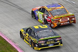NASCAR Cup Breaking news Kyle Busch on Keselowski: