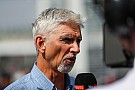 Damon Hill: Hamilton Mercedes'i terletiyor