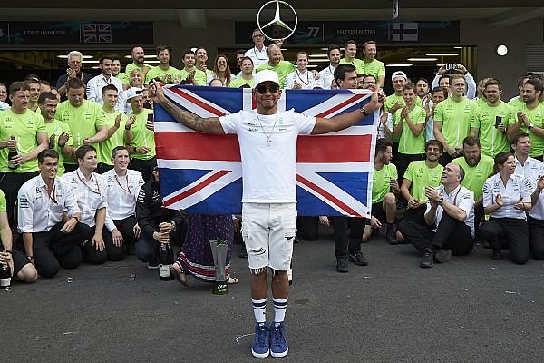 F1 Top List GALERÍA: los campeones de las diferentes carreras en 2017