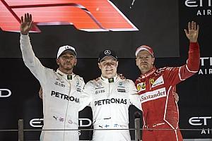 Формула 1 Блог Гран Прі Абу-Дабі: аналіз гонки від Макса Подзігуна