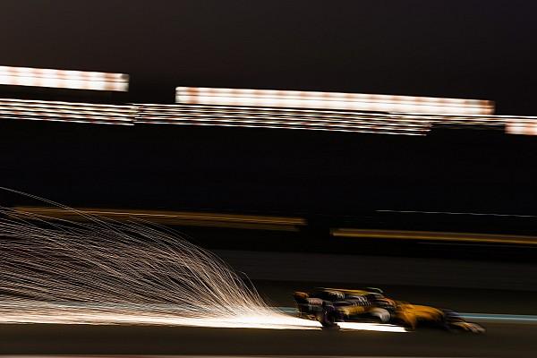 Formel 1 Die schönsten Fotos vom F1-GP Abu Dhabi: Freitag