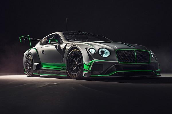 BES Noticias de última hora Bentley presenta el nuevo Continental GT3