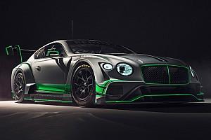 GT Noticias GALERÍA: Bentley Motorsport presentó el nuevo Continental GT3