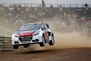 Rallycross-WM News Peugeot will im Jahr 2020 in die Elektro-Rallycross-Serie einsteigen