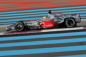 Formula 1 Breaking news Hamilton: French GP is at the wrong track