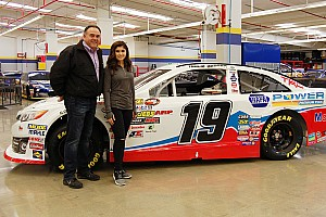 NASCAR Breaking news NASCAR Next driver Hailie Deegan joins BMR in NASCAR K&N Pro Series