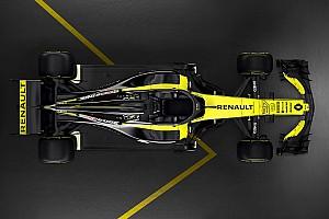 Формула 1 Топ список Галерея: презентація боліда Renault Ф1-2018