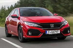 OTOMOBİL Son dakika Yeni Honda Civic Dizel fiyatları belli oldu