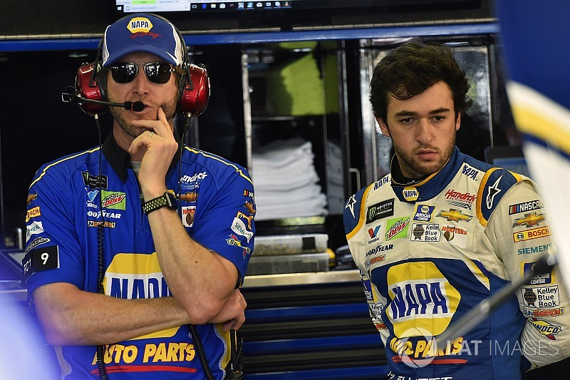 """Chase Elliott: """"We have a lot of work to do"""" after Atlanta showing"""