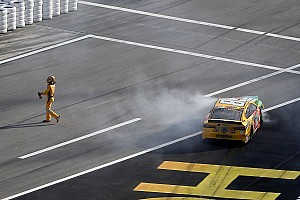 NASCAR Cup Interview Kyle Busch saw Sunday's Clash at Daytona as