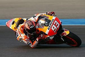 MotoGP Reporte de pruebas