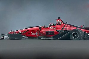 IndyCar Practice report Indy 500: Davison shunts, three cars top 231mph on Fast Friday