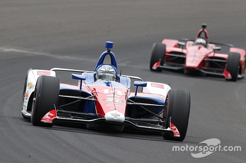 """""""Everybody is worried"""" about new IndyCar in heat, says Kanaan"""