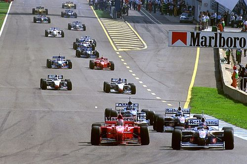 Así recuerda Villeneuve su incidente con Schumacher en Jerez 1997