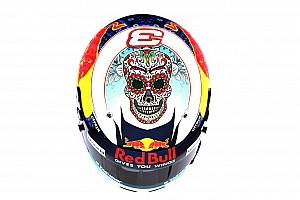 Формула 1 Важливі новини Ріккардо нагадав про День мертвих своїм шоломом