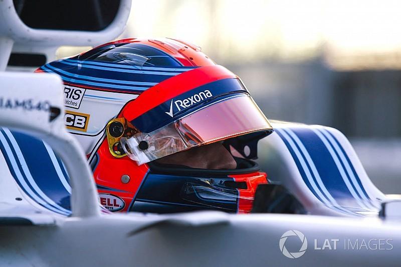 Kubica estreia no FW41 neste domingo, em Aragón
