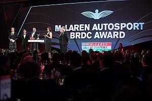 В Лондоне назовут лауреатов премии Autosport Awards