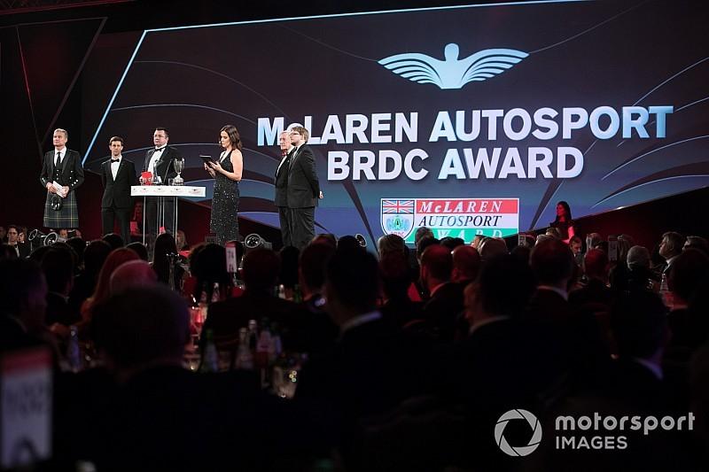 Tante stelle del motosport alla cerimonia degli Autosport Awards 2018