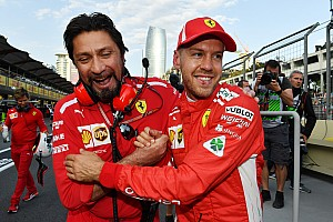 Formula 1 Qualifying report Azerbaijan GP:  Vettel beats Mercedes duo to pole