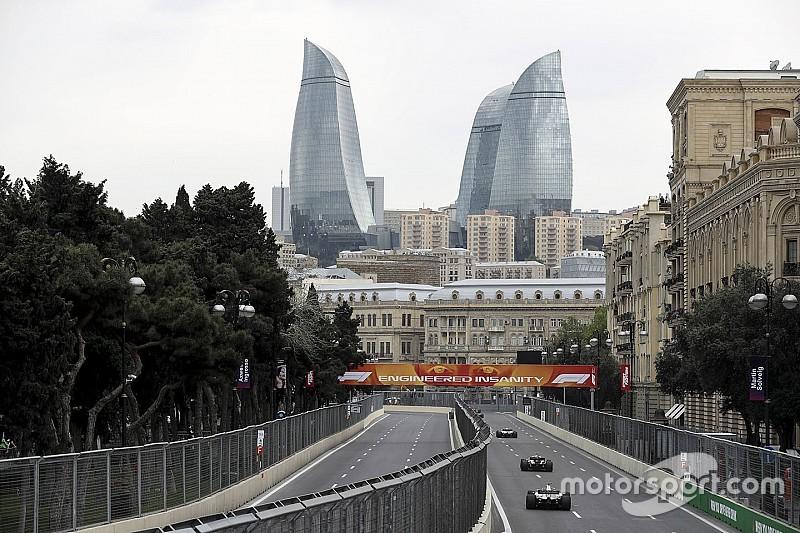 Формула 1 продлила контракт на проведение гонки в Баку