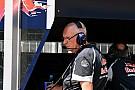 Formule 1 Booth niet langer racedirecteur bij Toro Rosso