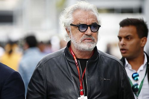 Briatore: Dos veces he estado cerca de Ferrari