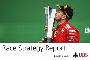 Formula 1 Analysis Strategy Report: Could Ferrari have inflicted more pain on Mercedes?