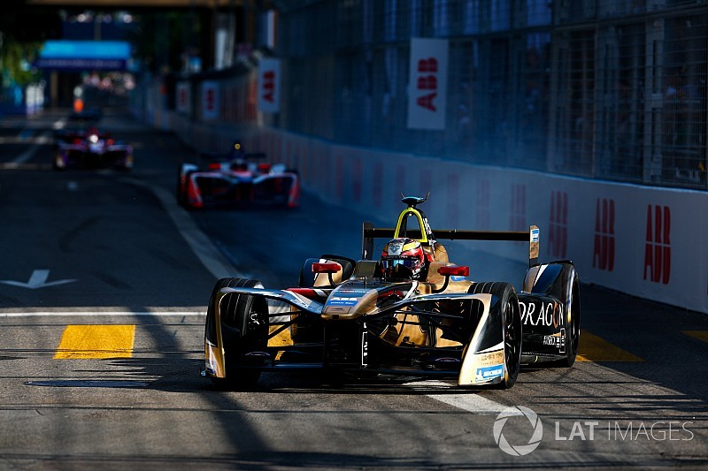 """Vergne: Zurich penalties """"convenient"""" for Formula E"""