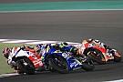 MotoGP Suzuki: Alex Rins bis zum Sturz in Spitzengruppe dabei