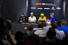 Wie zitten er in de FIA-persconferentie voor de GP van Monaco?