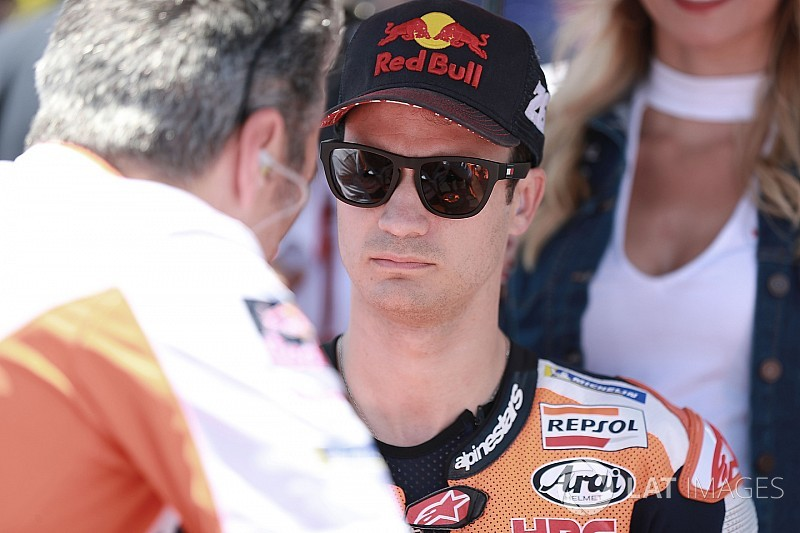 """Pedrosa wants """"more respect"""" from MotoGP race direction"""
