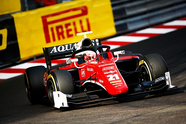 Monaco F2: Fuoco wins crash-filled sprint race