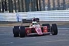 鈴鹿ファン感にフェラーリ640が初登場、往年のV12サウンドを響かせる