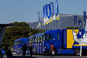 WEC Новость Michelin оштрафовали на 250 000 евро за нарушение регламента WEC