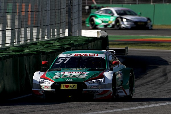 DTM Testverslag Spengler snelste op derde dag, Frijns knap naar tweede tijd